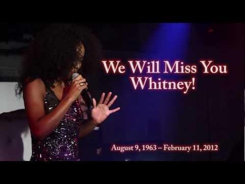 02 19 2012 Kelly Rowland Tribute to Whitney Houston