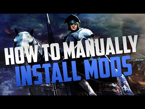How to Manually Install Civ 5 Mods Without Steam - YouTube