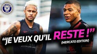 Le SHOW Mbappé sur Neymar - La Quotidienne Mercato #19