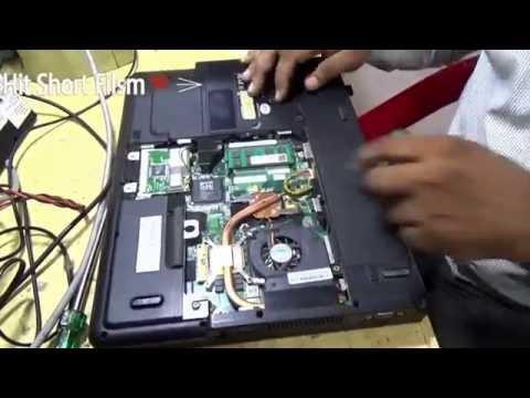 Zenith Director Laptop Display Repair - ATI Radeon 200M GPU BGA Reflow