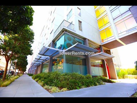 SOMA: Modern Jr 1 Bedroom w/ Parking nr Caltrain, Shops & Restaurants