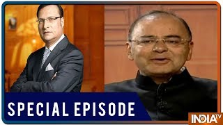 Aap Ki Adalat Remembering Arun Jaitley August 24, 2019