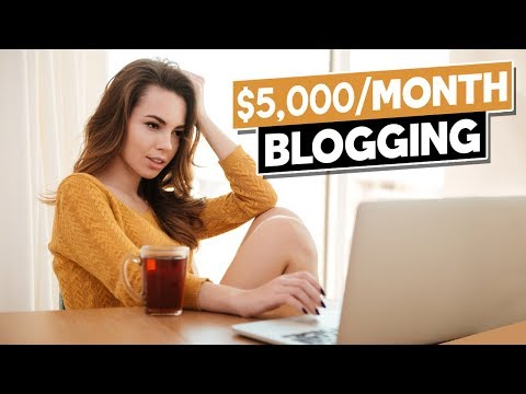 MAKE MONEY BLOGGING: 7 Steps to Make Money as a Beginner Blogger!