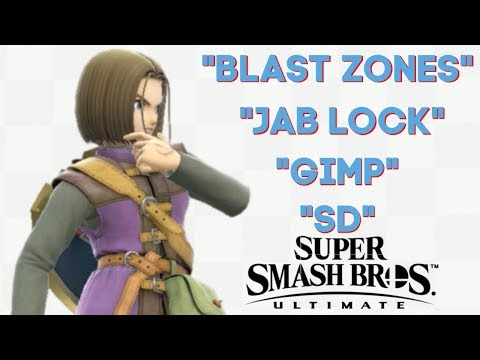 The Terminology Of Super Smash Bros