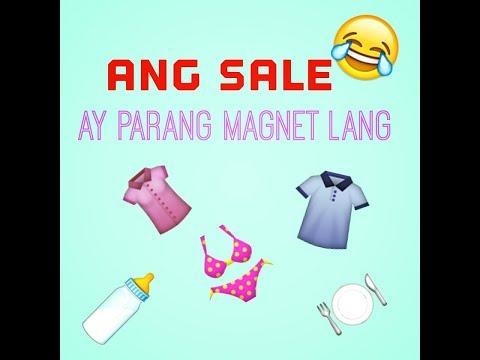 Kaloka Ang Daming Sale! / Be Wise On