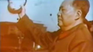 毛主席第三次接见红卫兵, Chairman Mao received the Red Guards for the third time