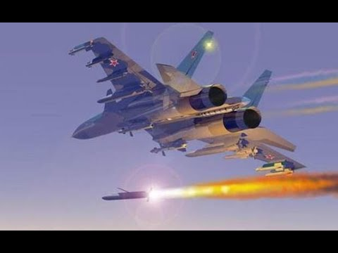 Российские Су-34 Разбомбили РЛС Боевиков в Сирии!