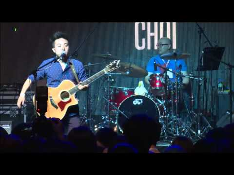 David Choi @ Music Matters Live with HP 2014