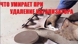 РЕАЛЬНЫЕ МИНУСЫ УДАЛЕНИЯ КАТАЛИЗАТОРА ЧЕРЕЗ ГОД LADA VESTA/ЛАДА ВЕСТА