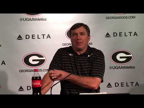 Georgia Bulldogs on UGASports.com: Kirby Smart Florida Media Day Press Conference 10-22-18