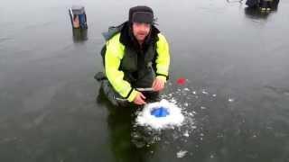 2014 г. Зима Ахтуба-Волга часть 1/Winter fishing in 2014