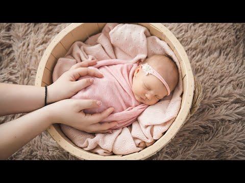 Профессиональная ретушь новорожденного в Фотошопе
