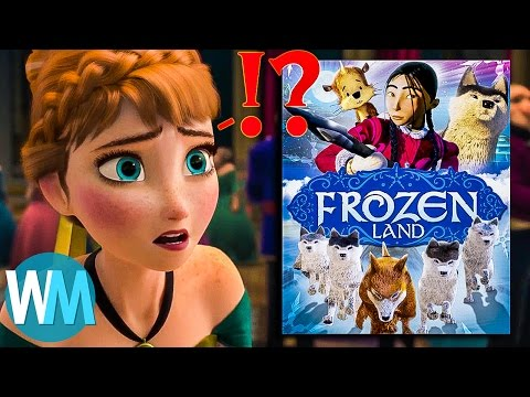 Thumbnail: Top 10 Worst Animated Movie Rip-Offs