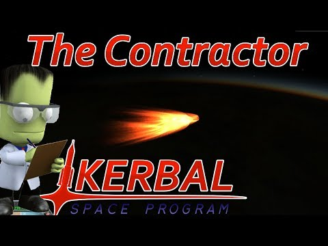 [4] Tourism | The Contractor - Kerbal Space Program
