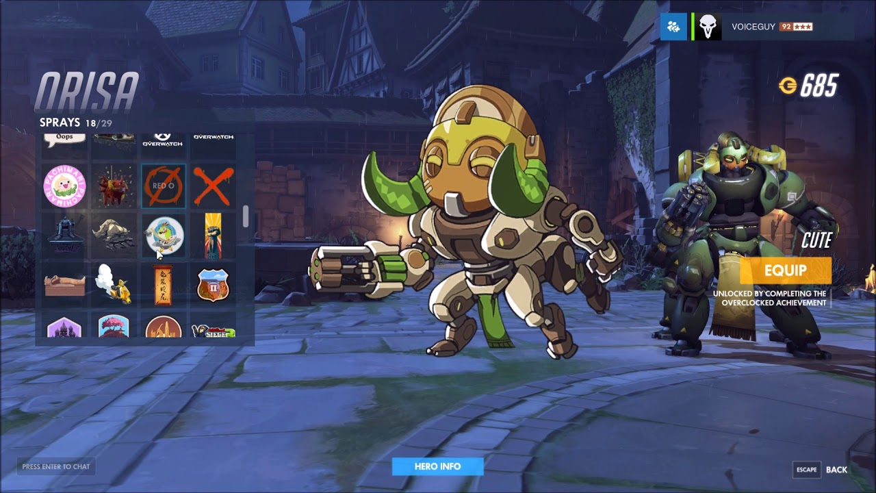 Overwatch: Halloween 2017 old and new skins, emotes, sprays, and ...