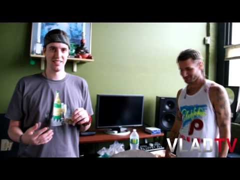 Harry Fraud & Riff Raff Flaunt their Swag in the Studio