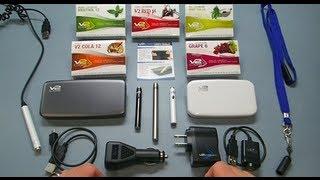 v2 cigs ultimate starter kit review