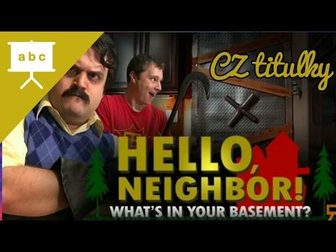 Hello neighbor (song) - CZ titulky