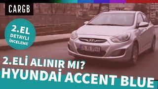 2.Elde Performansın Adı: Hyundai Accent Blue 1.6 CRDi İnceleme | CARGB