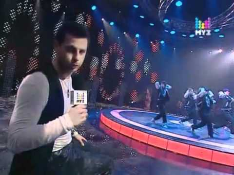 Влад Соколовский в шоу Танцуй на МУЗе