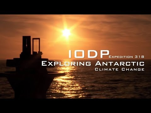 PART ONE   IODP Expedition 318 Wilkes Land Documentary