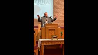 The Letter to the church at Smyrna - 11/15/20 Sunday Morning Sermon - Porter Riner