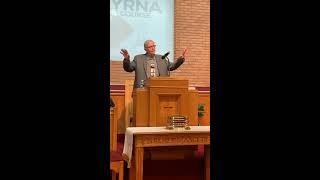 The Letter to the church at Smyrna - 11/15/20 Sunday Morning Sermon - Porter Riner