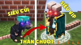 Minecraft Thế Giới Rồng #15 : Siêu Chuột Vip Nhất Minecraft ??