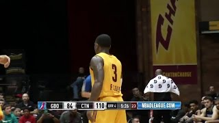 Highlights: Kay Felder scores 33 points in Canton Charge debut