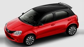 Toyota Etios Liva Limited Edition Launched in India at Rs 5.76 Lakh