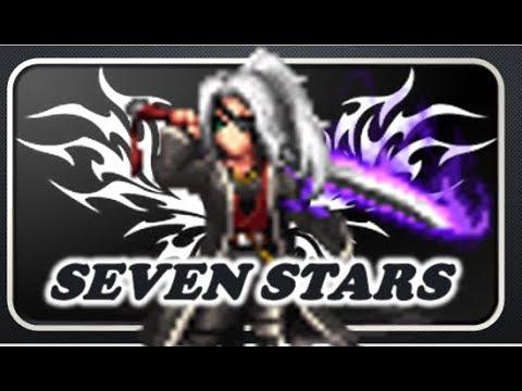 Ffbe 7 Stars Cg Akstar The One Handed Samurai