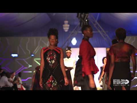 Rhoda Michaels School (Nigeria) @ Accra Fashion Week Chilly Rainy 2018
