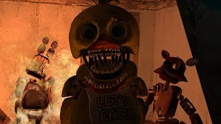 THE SCARIEST MOD EVER MADE!! Gmod Five Nights At Freddy