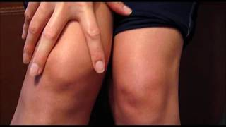 Déchirure des ligaments du genou