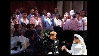 Baixar Royal Wedding 'Stand By Me' performance by The Kingdom Choir