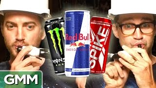 Download Ultimate Energy Drink Taste Test Mp3 and Videos