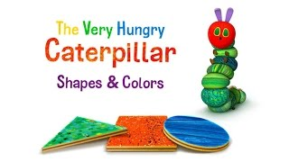 Top Hungry Caterpillar Shapes and Colors Similar Games