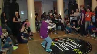 Второй международный фестиваль танцев «Точка»
