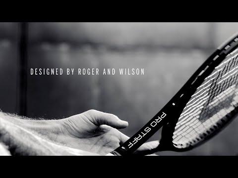 Wilson Tennis | Designed by Roger