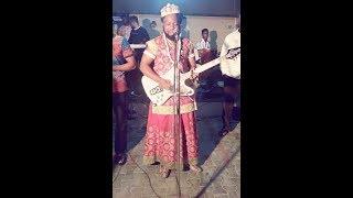 Oliver Nayoka - Performing live Today