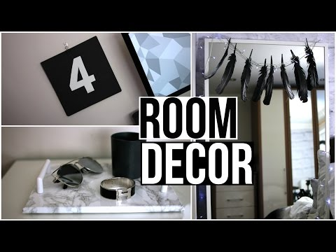 DIY TUMBLR ROOM DECORATIONS! Tumblr Diy Room Projects 2016!