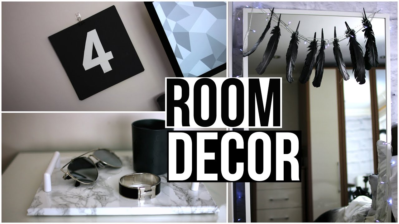 Diy tumblr room decorations tumblr diy room projects 2016 for Room decoration ideas 2016