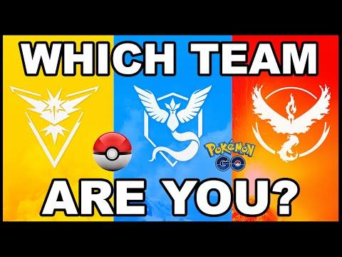 TEAM VALOR, MYSTIC, OR INSTINCT - Which Pokemon Go Team Should You Choose?