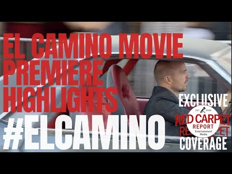 Highlights From Netflix's 'El Camino: A Breaking Bad Movie' World Premiere