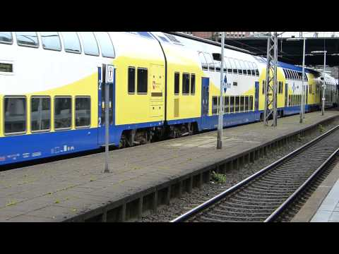 Hamburg Hbf Metronom  Traxx Diesel-Electric