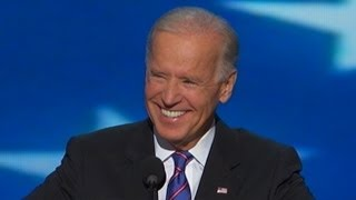 Joe Biden DNC Speech Complete: Job Is 'More Than a Paycheck' - Democratic National Convention
