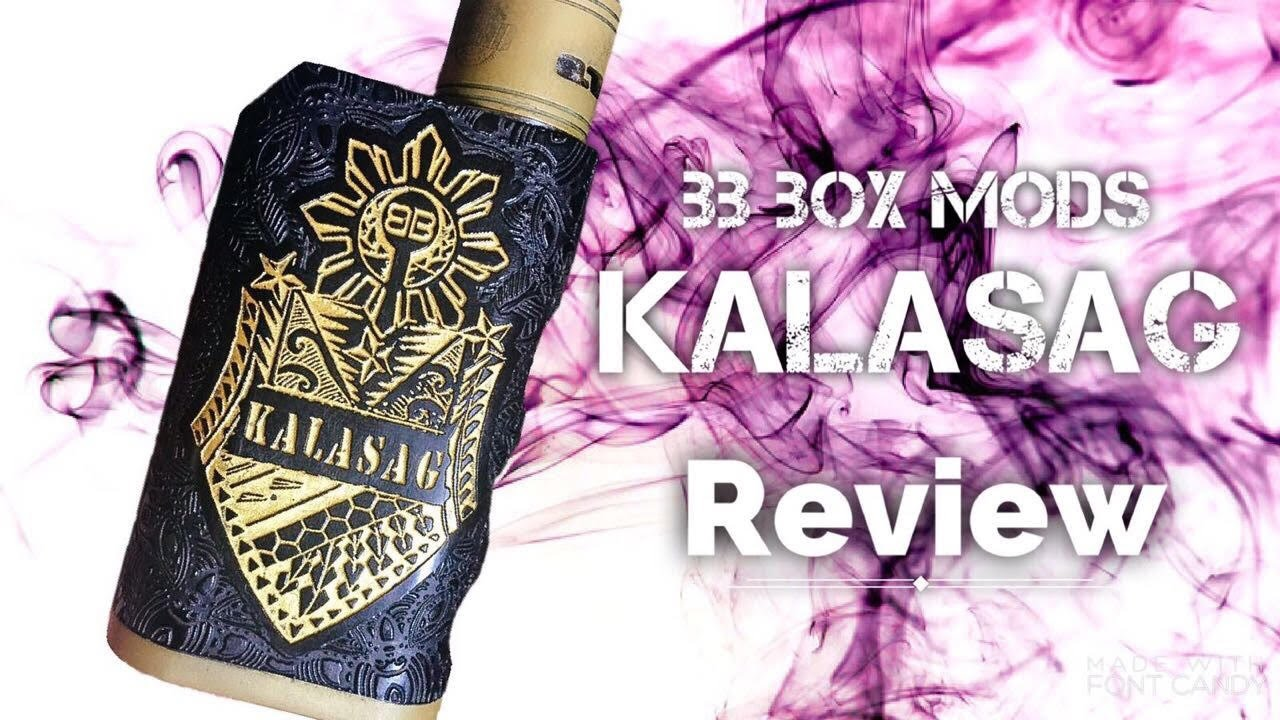 BB BOX MODS-Kalasag Review