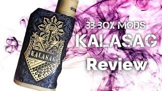 BB BOX MODS-Kalasag Review