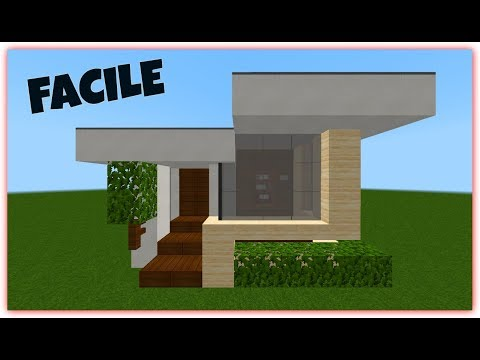 De Haute Qualite Minecraft Tuto   Comment Faire Une Maison En Survie   YouTube