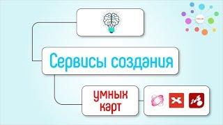 Обзор бесплатных сервисов создания ментальных карт. Как выбрать майнд карту и что такое умная карта